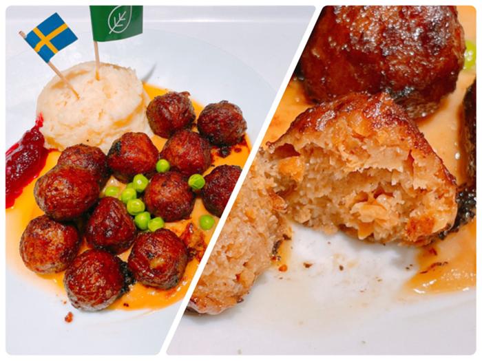IKEAのプラントボールが「本当にお肉じゃないの?」と疑うレベルのおいしさ! #Omezaトーク