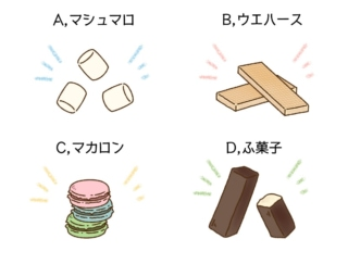 【ダイエットチョイス!】軽~い口当たり♡だけど、じつは太りやすいお菓子はどれ?~EICO式ダイエットのコツ(71)~