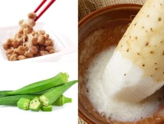 ネバネバ食材のネバネバは何をしてくれるの?~ダイエットに役立つ栄養クイズ~