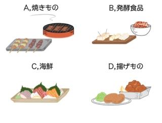 【ダイエットチョイス!】お酒を飲むなら、どんな肴がベスト?~EICO式ダイエットのコツ(66)~