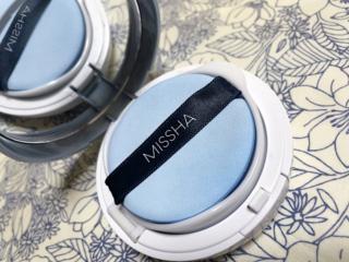 黄ぐすみ肌に透明感が…♡ ミシャの下地の新色「ブルー」がアツイ! #Omezaトーク