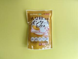 グルテンフリーなのに絶品! 焼き上がりふんわり♪ カルディで見つけた『大豆粉と米粉のパンケーキミックス』