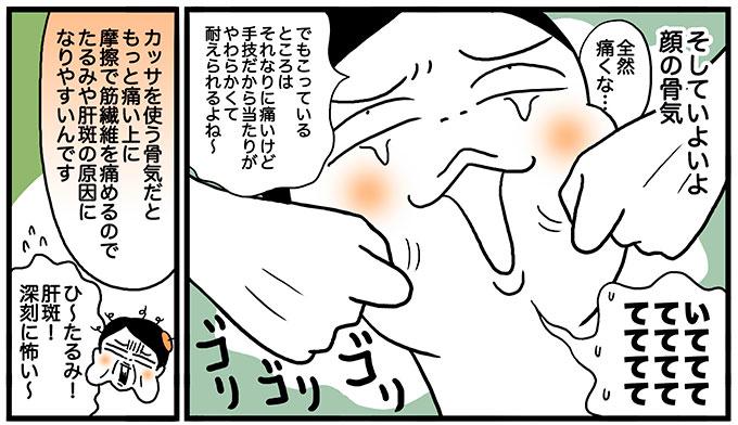 顔のコルギtop