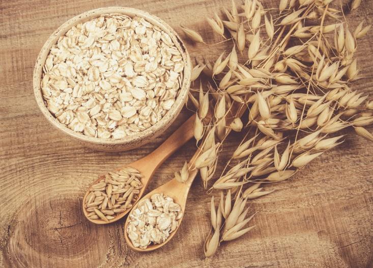 えん麦の画像