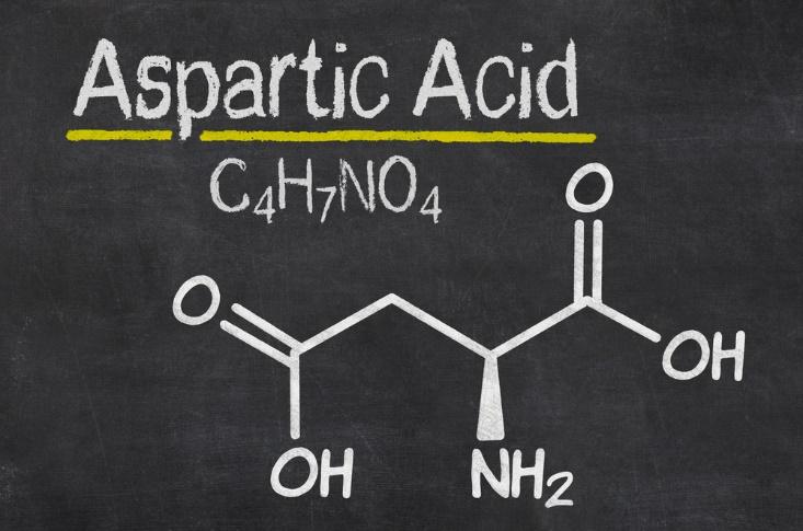 アスパラギン酸の画像