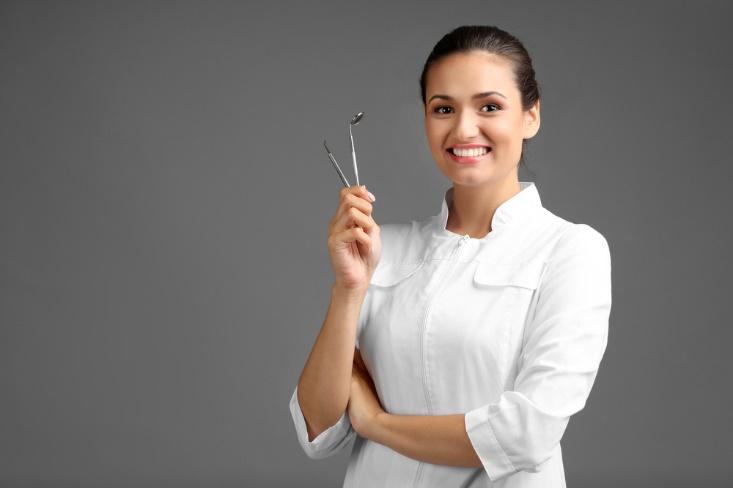 歯科医の画像