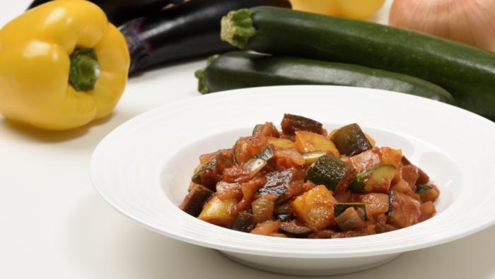 [ラタトゥイユレシピ]ズッキーニなど夏野菜を使って簡単に!