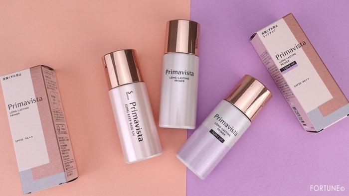 プリマヴィスタ ブランド史上最高にテカらない化粧下地に!新旧・新色3種の違いを徹底比較&レビュー