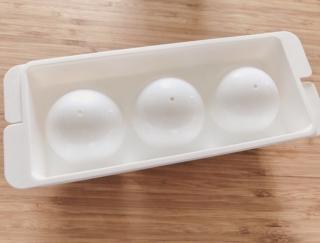 夏にぴったり! まん丸の氷が簡単に作れる製氷皿が便利 #週末よもやま