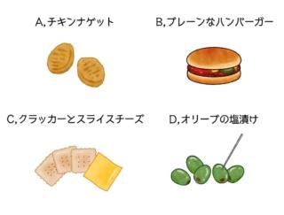 """【ダイエットチョイス!】おやつに""""おかずっぽいもの""""が食べたいときに選びたいのは?(その2)~EICO式ダイエットのコツ(80)~"""