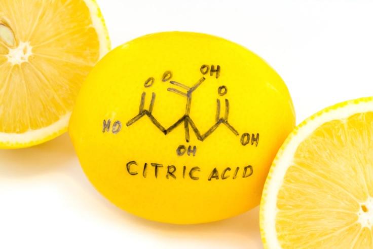 クエン酸(レモン)の画像