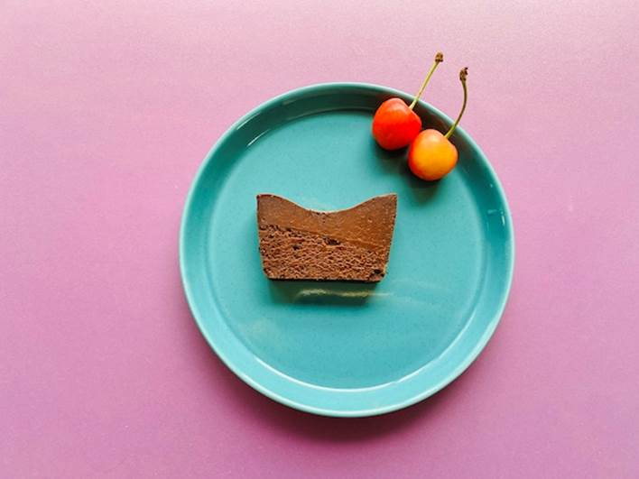 半熟食感が味わえる濃厚ガトーショコラ