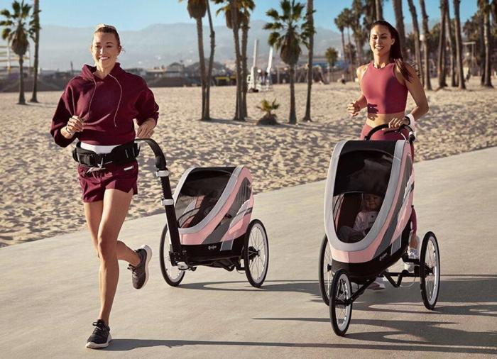 産後ママの運動不足解消! 海外セレブもとり入れている運動スタイル「バギーラン」