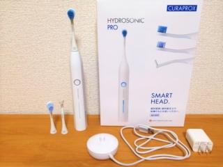 やさしくみがいて奥歯の側面も前歯の裏側もツルピカ! 飛沫が飛ばない優秀な電動歯ブラシ #Omezaトーク