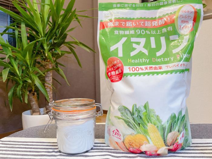 不足しがちな食物繊維を「イヌリン」でプラス! 1か月間試してみた #Omezaトーク