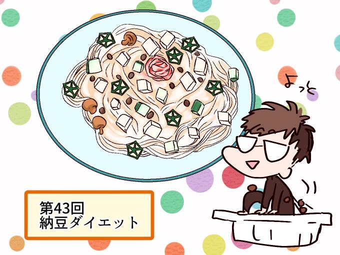 第43回納豆ダイエット