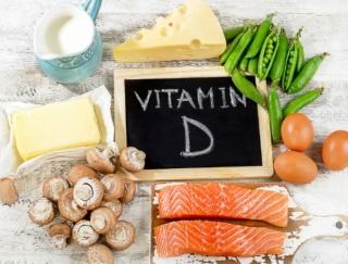 「ビタミンD」と一緒にとることによって、効果や働きが促進される栄養素は?~ダイエットに役立つ栄養クイズ~