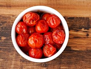 10分で完成! じゅわっとうま味がにじみ出る「ミニトマトのオイスターソース煮」 #今日の作り置き