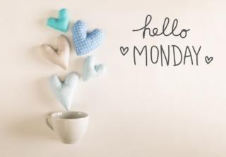 月曜日を示すイメージ画