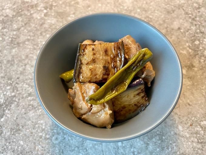 冷やしておいしい! 「鶏肉となすのさっぱり煮」#今日の作り置き