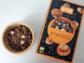 主食にもおやつにも! オランダ発オーガニックのコーヒーヘーゼルナッツグラノーラが激うま♡ #Omezaトーク