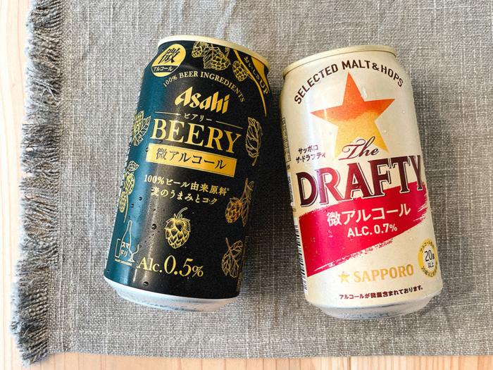 気分やシーンで自由に選べる! ビールテイストの「微アルコール」を飲み比べてみた #Omezaトーク