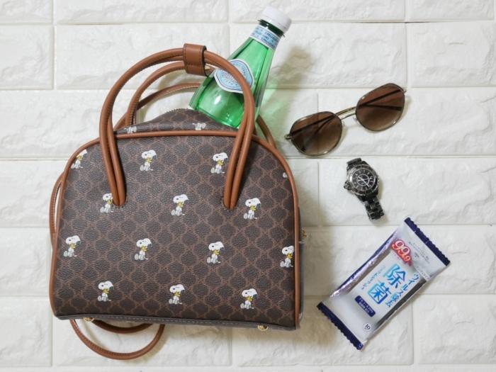 【しまむら】出会えたら奇跡♡ 今秋新作のスヌーピーバッグは購入必須!