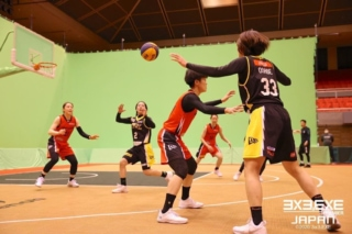 花田選手の試合中