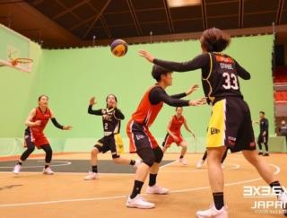 3人制バスケットボール 花田選手に聞いた! 生理中にスポーツを快適に行うHow to!