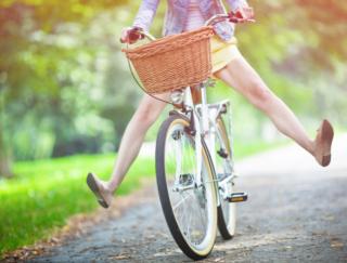移動がもっとラクになる! プロが実践する「疲れない自転車&エアロバイクの乗り方」