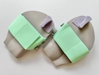 [2週間チャレンジ] 1日10分 「美人足サンダル」をはいたら、むくみと脚の中心に変化あり!