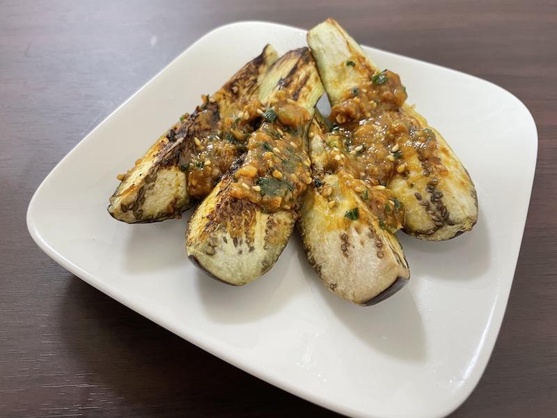 無印良品 柚子入り はかた地どりの肉味噌で作ったナス田楽