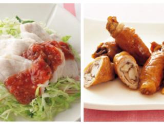 たんぱく質も、ビタミンも! 野菜やきのこがたっぷりとれる肉料理4選