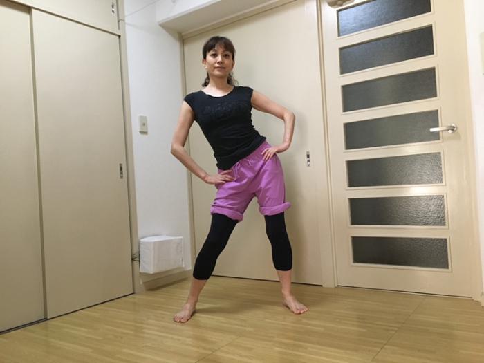 メリハリ強化! バレエダンサーが教える、ウエストのくびれを作るエクササイズ