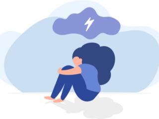 台風シーズン到来! 気候の変化による生理前の症状悪化にはどう対処したらいい?
