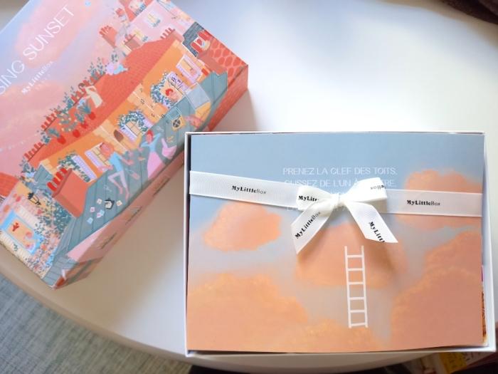 マイリトルボックス9月の箱
