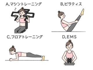 【ダイエットチョイス!】インナーマッスルを鍛えるのに効果的な運動は?~EICO式ダイエットのコツ(103)~