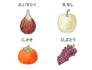 【ダイエットチョイス!】ダイエッターが選ぶなら? 秋の果物編~EICO式ダイエットのコツ(104)~