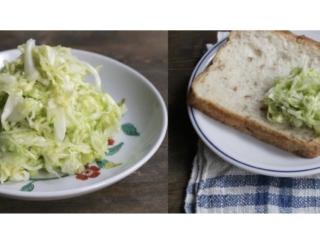 やせ菌を増やす「発酵キャベツ」の作り方。塩とキャベツを保存ポリ袋に入れるだけ! #腸活レシピ