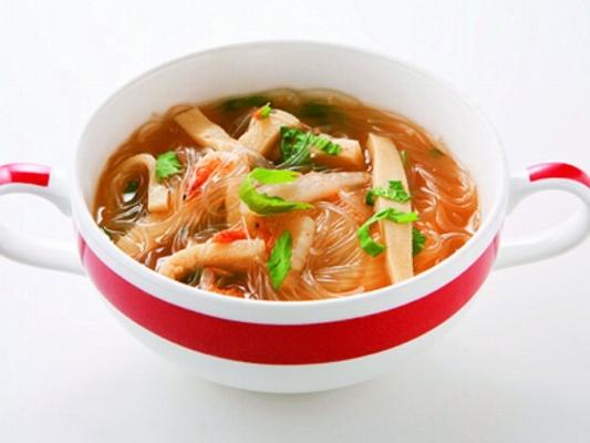 辛スープ画像