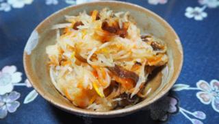 [大根サラダレシピ]発酵のプロ直伝!大根と干し柿の黄金コンビ